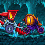 Car Eats Car: Dungeon Adv…