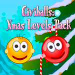 Civiballs: Xmas Levels Pa…